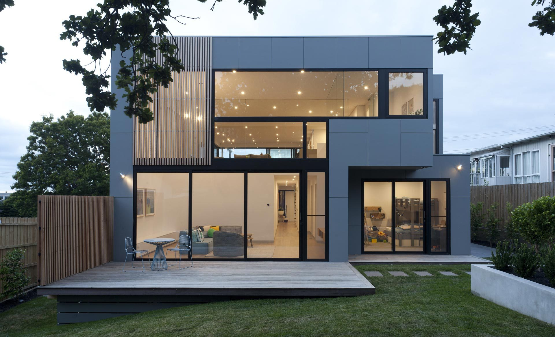 morell house